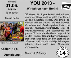 Events 2013.6